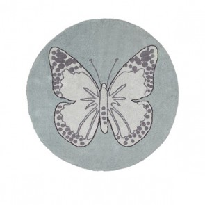 BUTTERFLY VINTAGE GREEN