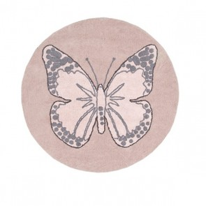 BUTTERFLY VINTAGE NUDE